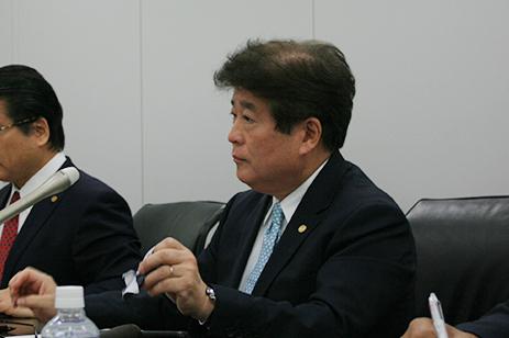 檜垣幸人社長