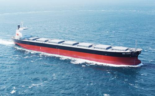 76,500MT Bulk Carrier RBD CAPRI