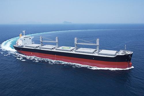 """※国内外のお客様より好評頂いている、61型ばら積み運搬船「""""IS"""" I-STAR」"""