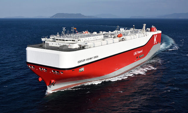 7,000 CARS TYPE LNG DUAL-FUELLED VEHICLES CARRIER